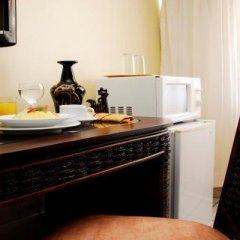 Отель Aparthotel Guijarros 3* Стандартный номер с различными типами кроватей фото 4