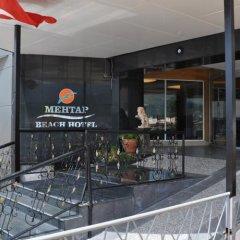 Mehtap Beach Hotel Турция, Мармарис - отзывы, цены и фото номеров - забронировать отель Mehtap Beach Hotel онлайн вид на фасад фото 2