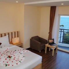 Begonia Nha Trang Hotel 3* Номер Делюкс с различными типами кроватей фото 30