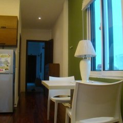 Отель Escenta Boutique Residence Hanoi 5* Апартаменты с различными типами кроватей