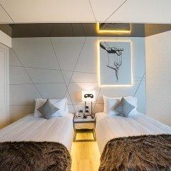 Отель Mera Mare Pattaya 4* Номер Делюкс с различными типами кроватей фото 5