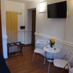Отель amico bed Стандартный номер с двуспальной кроватью фото 16