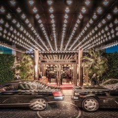 Отель Rome Cavalieri, A Waldorf Astoria Resort городской автобус