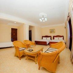 Golden Hotel Нячанг комната для гостей фото 9