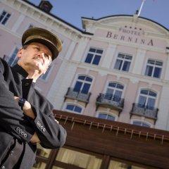 Отель Bernina 1865 Швейцария, Самедан - отзывы, цены и фото номеров - забронировать отель Bernina 1865 онлайн городской автобус