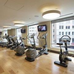 Отель Loews Regency San Francisco фитнесс-зал
