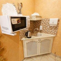 Мини-отель Бархат Представительский люкс с различными типами кроватей фото 24