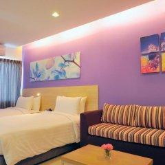 Отель Glow Central Pattaya Паттайя детские мероприятия