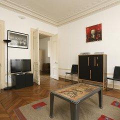 Отель Rambuteau Франция, Париж - отзывы, цены и фото номеров - забронировать отель Rambuteau онлайн комната для гостей фото 4