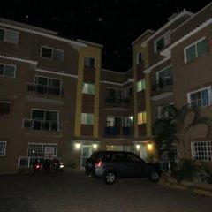 Hostel Punta Cana парковка