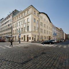 Отель Sovereign Прага парковка