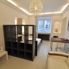 Апартаменты Four Squares Apartments on Tverskaya Студия с различными типами кроватей фото 19