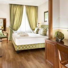 Отель Milton Roma 4* Представительский люкс фото 3