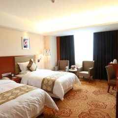 Отель Xiamen Harbor Mingzhu Сямынь комната для гостей фото 5