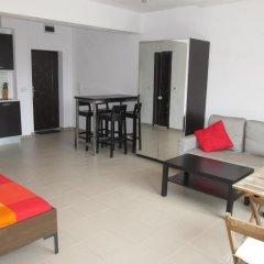 Отель Aparthotel Cote D'Azure 3* Студия Эконом с различными типами кроватей фото 28