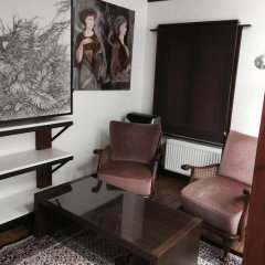 Отель Corner Art House 3* Стандартный номер с различными типами кроватей фото 17