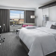 JW Marriott Hotel Washington DC 4* Стандартный номер с различными типами кроватей фото 4