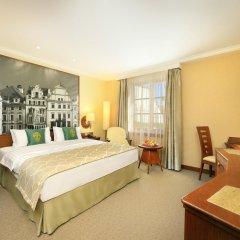 Lindner Hotel Prague Castle 4* Номер категории Эконом с различными типами кроватей фото 3