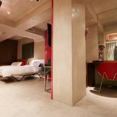 Tria Hotel 3* Номер Делюкс с различными типами кроватей фото 4