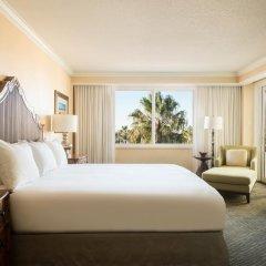 Отель Hyatt Regency Huntington Beach 4* Стандартный номер с различными типами кроватей фото 3