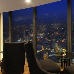 Отель Amman Rotana 5* Стандартный номер с различными типами кроватей фото 5