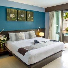 Отель Buri Tara Resort комната для гостей фото 5