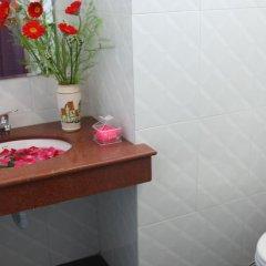 Отель Moc Vien Homestay Стандартный номер с различными типами кроватей фото 3