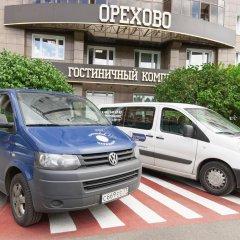Гостиничный Комплекс Орехово городской автобус