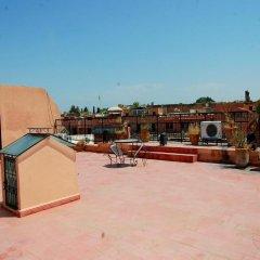 Отель Residence Miramare Marrakech парковка