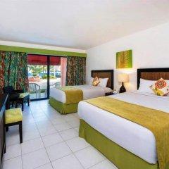 Отель Casa Marina Beach & Reef All Inclusive 4* Улучшенный номер с различными типами кроватей фото 3