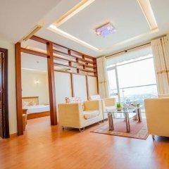 Thien An Riverside Hotel 3* Люкс с различными типами кроватей