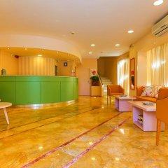 Отель Rodian Gallery Hotel Apartments Греция, Родос - 1 отзыв об отеле, цены и фото номеров - забронировать отель Rodian Gallery Hotel Apartments онлайн интерьер отеля