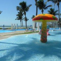 Отель Condominio Mayan Island Playa Diamante Апартаменты с различными типами кроватей фото 24