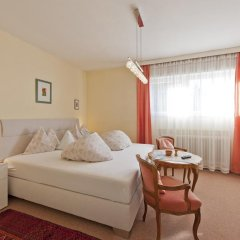 Отель Villa Sabine Меран комната для гостей фото 4