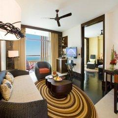 Отель Centara Grand Mirage Beach Resort Pattaya 5* Семейный номер Делюкс с двуспальной кроватью фото 3