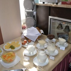 Гостиница Славянская питание фото 3