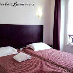 Отель Hôtel De Bordeaux комната для гостей фото 5