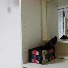 Отель Unni House 2* Кровать в женском общем номере с двухъярусной кроватью