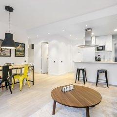 Апартаменты Homenfun Plaza España Apartment Барселона комната для гостей фото 4