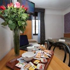 Hotel Brasil Milan Стандартный номер с различными типами кроватей фото 11