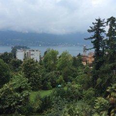 Отель Villa della Quercia Италия, Вербания - отзывы, цены и фото номеров - забронировать отель Villa della Quercia онлайн пляж