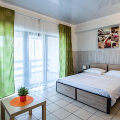 Мини-Отель Внучка Стандартный номер с двуспальной кроватью фото 3