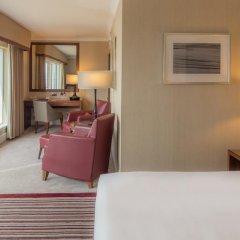 Отель Hilton Glasgow комната для гостей фото 10