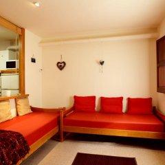 Отель El Porxo De Can Baixeres Монсени комната для гостей фото 2
