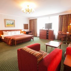 Гостиница Корстон, Москва 4* Улучшенная студия с разными типами кроватей фото 6