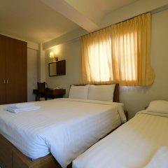 The Ivory Suvarnabhumi Hotel 3* Улучшенный номер с различными типами кроватей фото 6
