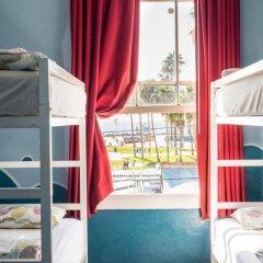 Отель Samesun Venice Beach Кровать в общем номере фото 7