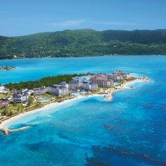 Отель Secrets St. James Ямайка, Монтего-Бей - отзывы, цены и фото номеров - забронировать отель Secrets St. James онлайн пляж