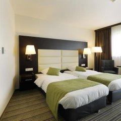Van Der Valk Hotel Charleroi Airport сейф в номере