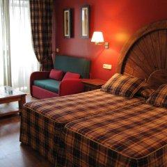Gran Chalet Hotel & Petit Spa 3* Номер Премиум двуспальная кровать